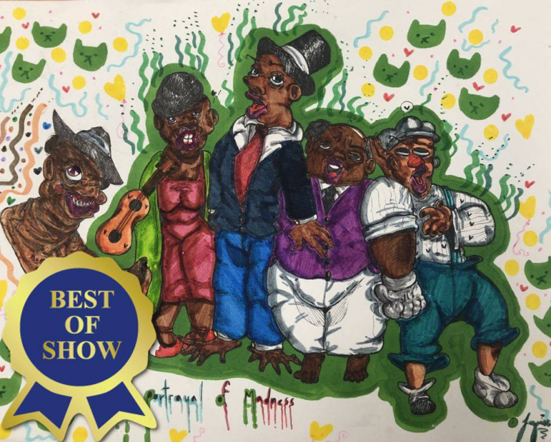 Best of Show Discovery Intermediate - Jazmin
